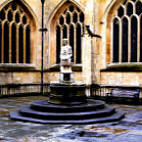Bath City - Rebecca Fountain at Bath Abbey